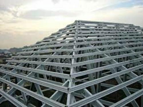 Harga Rangka Atap Baja Ringan